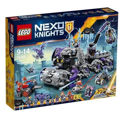 Pixar Headquarters by Lego Nexo Knights 70352 Jestros Headquarters Toys Uk Co Uk