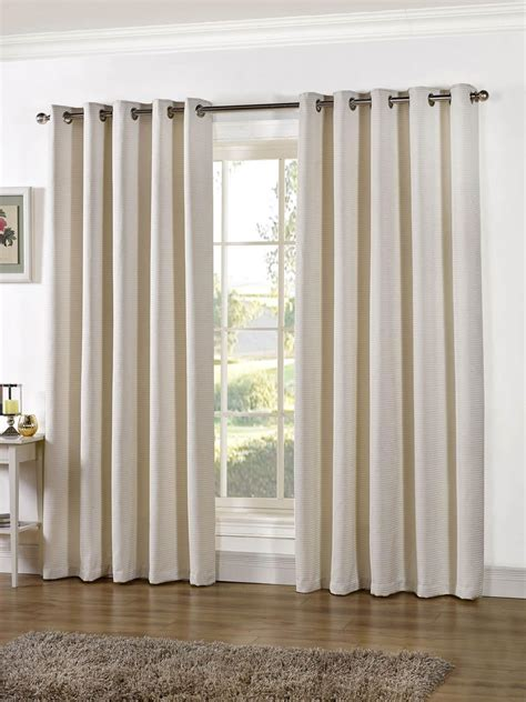 ivory lined curtains stella lined eyelet curtains ivory free uk delivery
