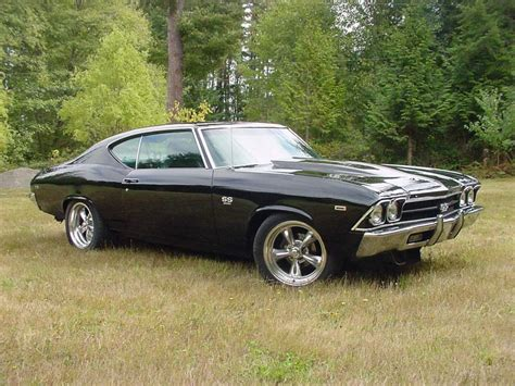 1969 chevelle on chevelle ss 72 chevelle and