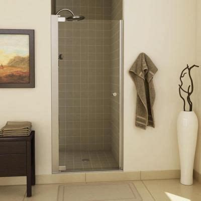 swing open shower doors for nova s bathroom swing open frameless pivot shower