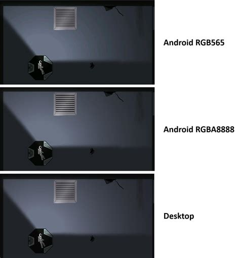 android layout image bad quality box2dlights in libgdx bad quality of the light gradient