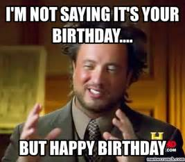 Happy Birthday Meme Images - happy birthday oct 22 21 02 utc 2013 memes