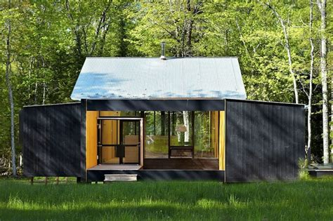Prefab Cabins Wisconsin by Prefab Week Nder House In Wisconsin Can Survive 160 Mph Winds Inhabitat Green Design