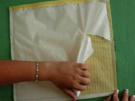 come confezionare un cuscino cucire un cuscino