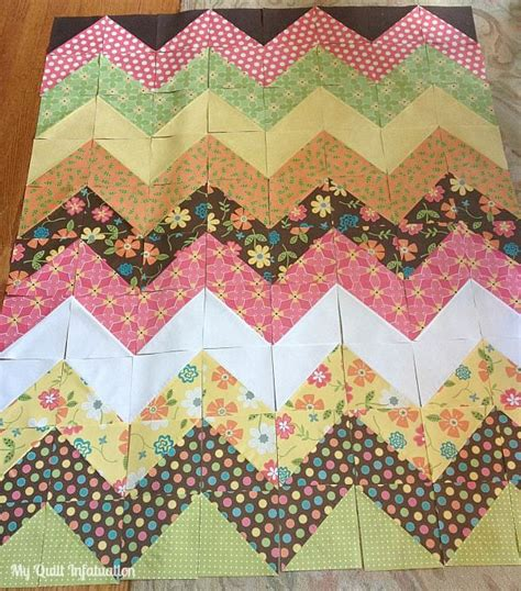 Chevron Pattern Quilts by 25 Best Ideas About Chevron Quilt On Chevron Quilt Pattern Quilt Patterns And Baby