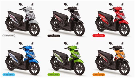 pilihan warna honda all new beat esp 2015 harga dan warna honda beat pop cbs iss automotivegarage org