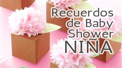 40 ideas recuerdos para baby shower ni 241 a hd