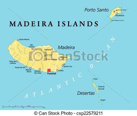 0004488997 carte touristique madeira en clip art vecteur de politique 238 les mad 232 re carte