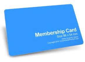 free membership card template member card mockup script cover actions premium