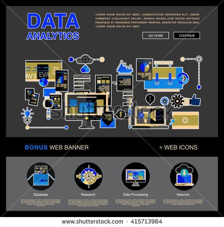 Web Development Infographic Steps Developing Programs Data Analytics Website Template