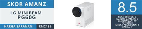 Harga Lg Minibeam ulasan lg minibeam pg60g projektor mini dengan sokongan