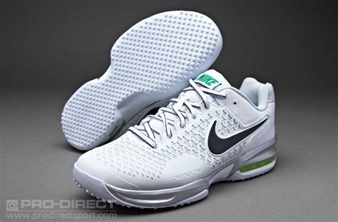nike womans air max cage grass court tennis shoes white