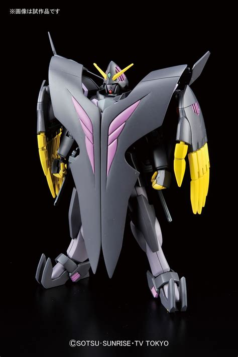 Bandai Hg Gundam The End hgbf 1 144 rx end gundam the end size official images info release gunjap