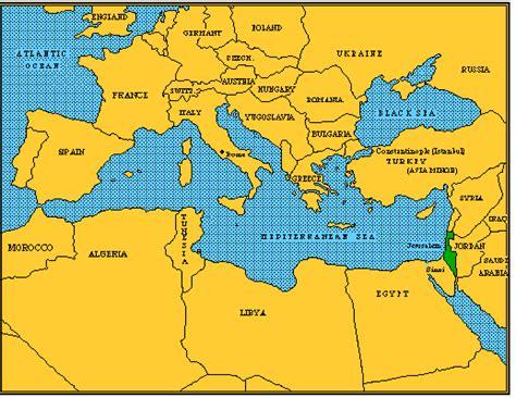 küche mediterran map europe mediterranean sea