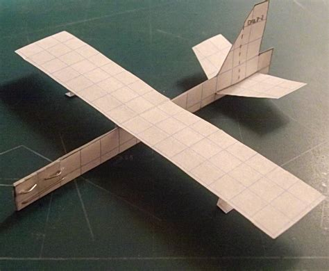 Make The Paper Airplane - how to make the voyager paper airplane flight