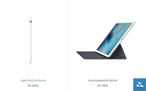 Apple Pencil Harga | apple ipad pro berharga bermula rm3599 di malaysia apple