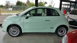 Fiat Lounge 500 Fiat 500 Lounge D Alessiomotor