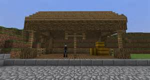 Stable Floor Plans easy minecraft project medieval 8 horse stable