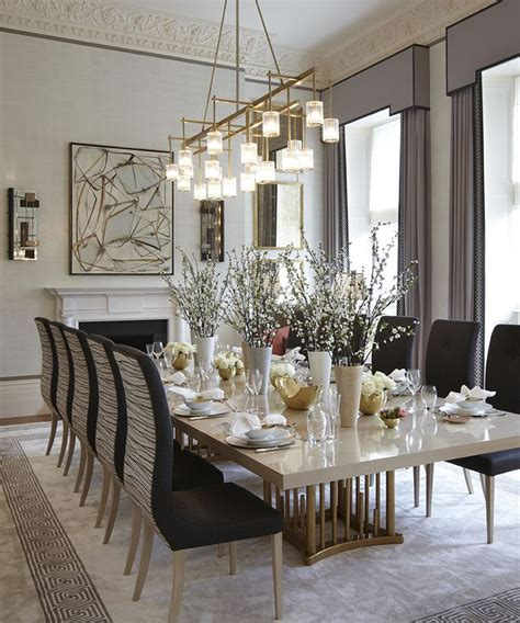 Beautiful Dining Room Chandeliers by 1000 Ideas About Rectangular Chandelier On