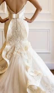 beautiful lace wedding dresses gorgeous ivory lace wedding dress with unique
