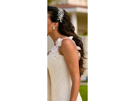 Wedding Hair Accessories Used by Used Bridal Styles Boutique Tiara Hair Accessory 250