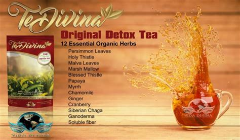 Vida Divina Detox Tea Side Effects is vida divina a scam is 40 for 4 tea bags a bit