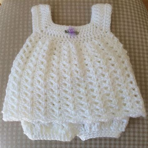 crochet pattern x s and o s easy baby sun dress free pattern crocheting