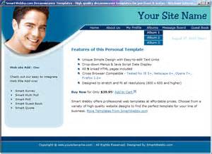 Personal Site Template Free by Personal Website Templates Sadamatsu Hp