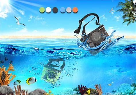 Kamera Olympus Underwater tteoobl waterproof kamera universal 7cm lensa type l