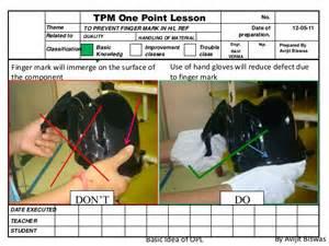 one point lesson opl basic presentation