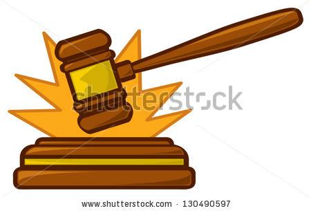 Bench Trial Verdict Vector Images Illustrations And Cliparts A Cartoon Judge