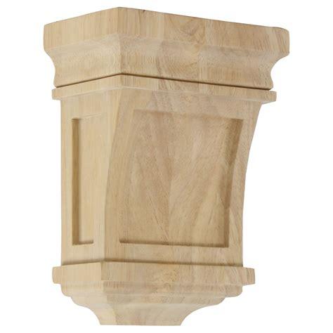 Column Corbel Corbels Brackets Wood Corbels Mission 5 X 3 X 7