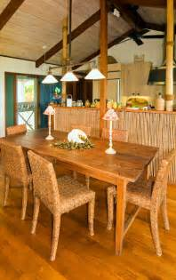 Cottage Style Dining Rooms by Hawaiian Cottage Style Tropical Dining Room Hawaii