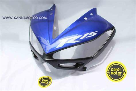Knalpot Racing Vario 125150 Model Kawasaki H2 R Halfblue Custom frame headl r15 model r25 isle motoland isle motoland