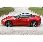 2014 Ferrari California Release