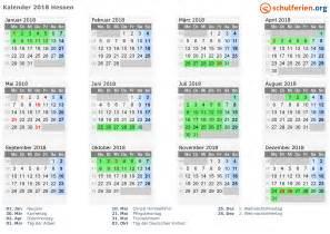 Kalender 2018 Zum Ausdrucken Ferien Hessen Kalender 2018 Ferien Hessen Feiertage