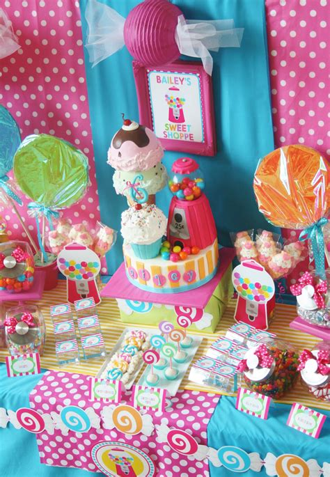 themes lollipop amanda s parties to go sweet shoppe party candyland