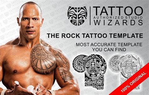 the rock template la roca dwayne johnson maori polinesia tatuaje plantilla