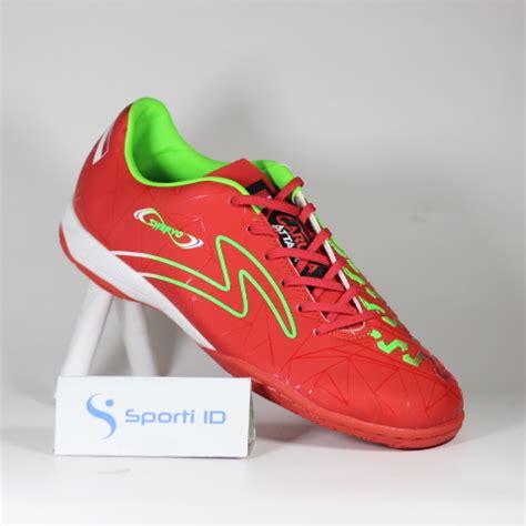 Swervo Rasta by Sepatu Futsal Specs Swervo Rasta Garuda Attack