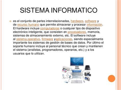 un inform 225 tico en 1 que es un sistema informtico esquema sistema