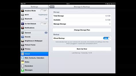 icloud backup for android how to backup to icloud and iphone