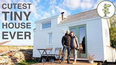 show me my house tiny house with incredible interior design built in 40