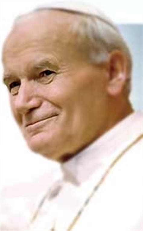 biografia del papa juan pablo ii juan pablo ii
