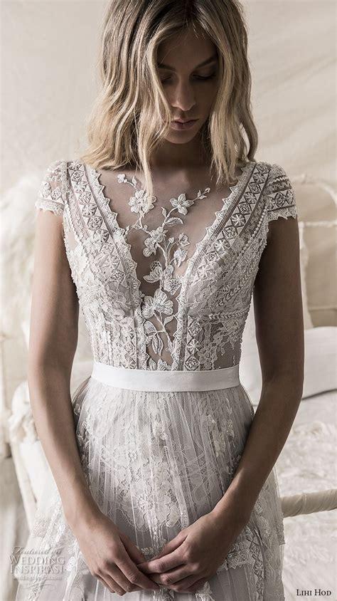 Dominiq Dress White Zv lihi hod 2018 wedding dresses a whiter shade of pale bridal collection wedding inspirasi