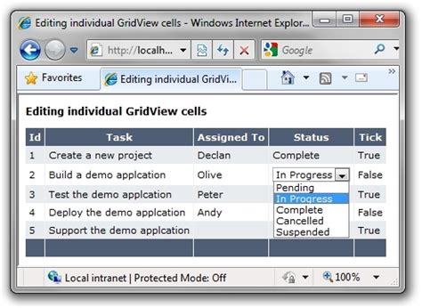 edit template asp net gridview edit individual gridview cells in asp net codeproject