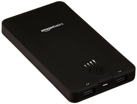 Amazonbasics Iphone X by Top 5 Best Portable Power Banks For Iphone Users List