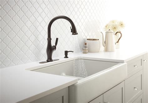 Finding a Farmhouse Kitchen Faucet   FARMHOUSE MADE
