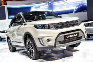 suzuki new car india maruti suzuki to launch vitara suv in india