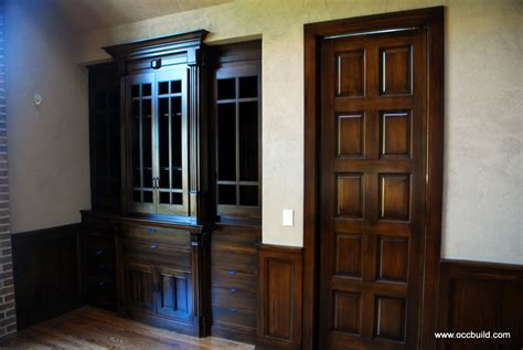 Wainscoting Cabinets by Renovating Existing Cabinets Woodwork Occ Build