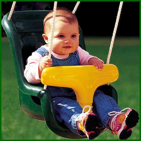 creative playthings baby swing molded infant swing by creative playthings